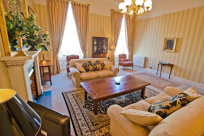 light elegant roomy