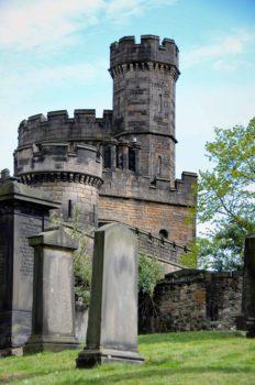 Calton Burial Ground Jail